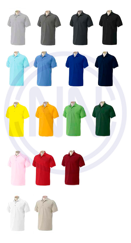 Camisas Polo Cores